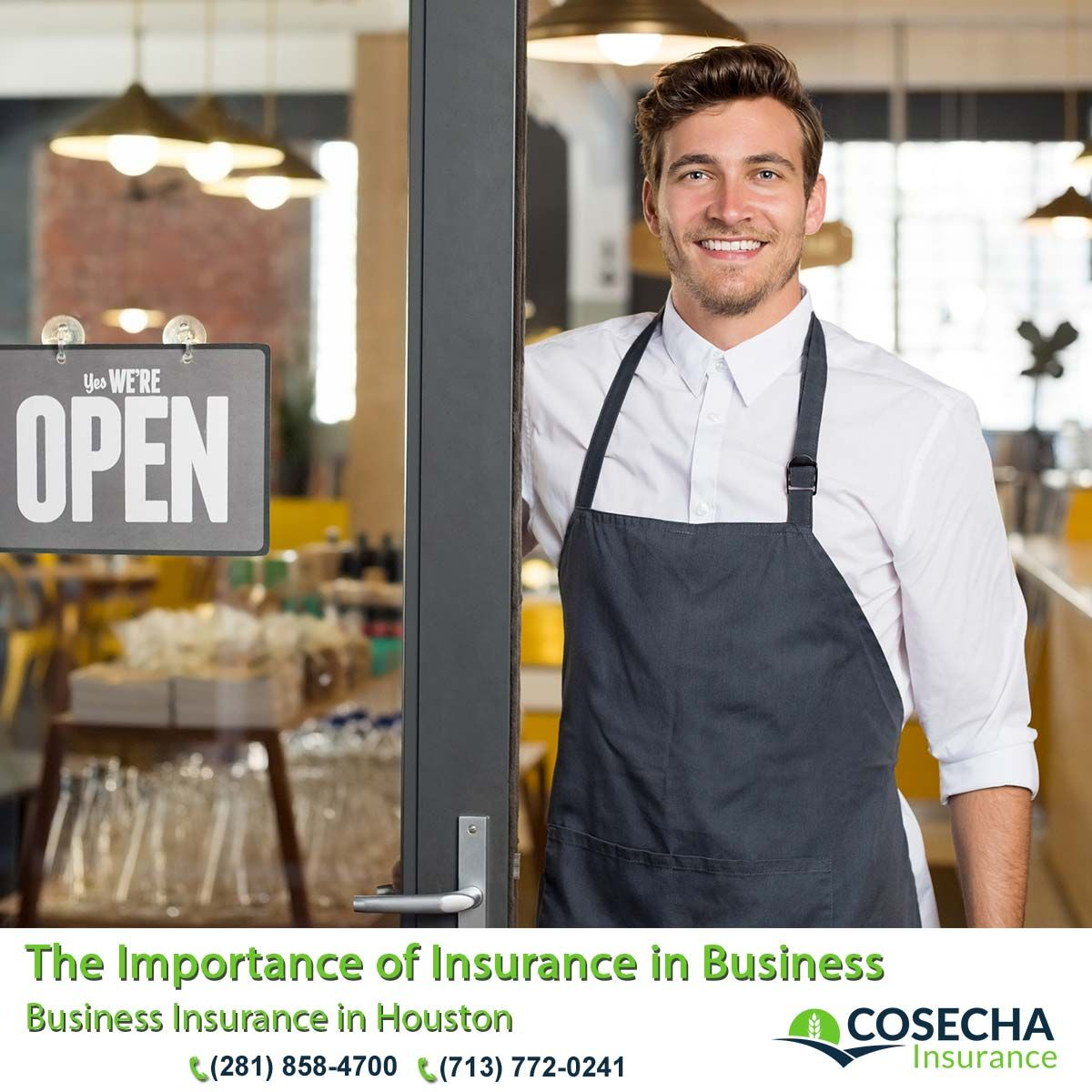 The Importance of Insurance in BusinessBusiness