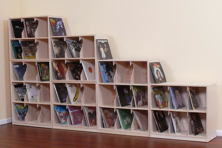 Beautiful Custom Record Shelves Vinyl Record Storage Diy Vinyl