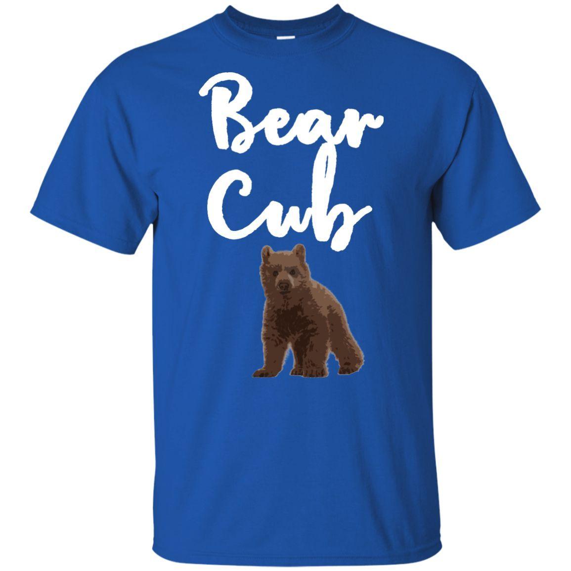 Bear Cub Ultra Cotton Tee