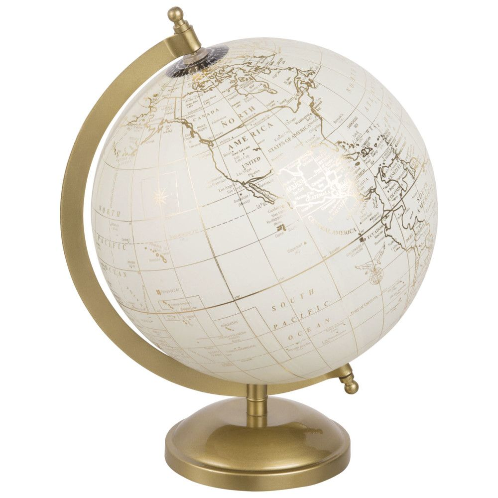 Decorative Globe in 9  Kids Room  Globe decor, Home decor