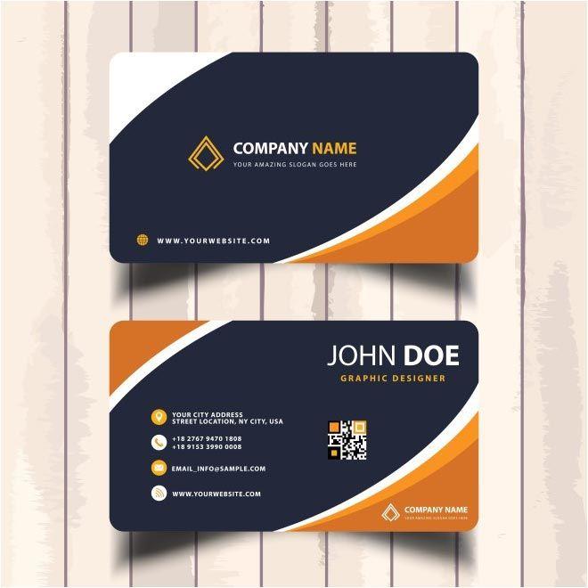 free vector john doe business cards http www cgvector com free