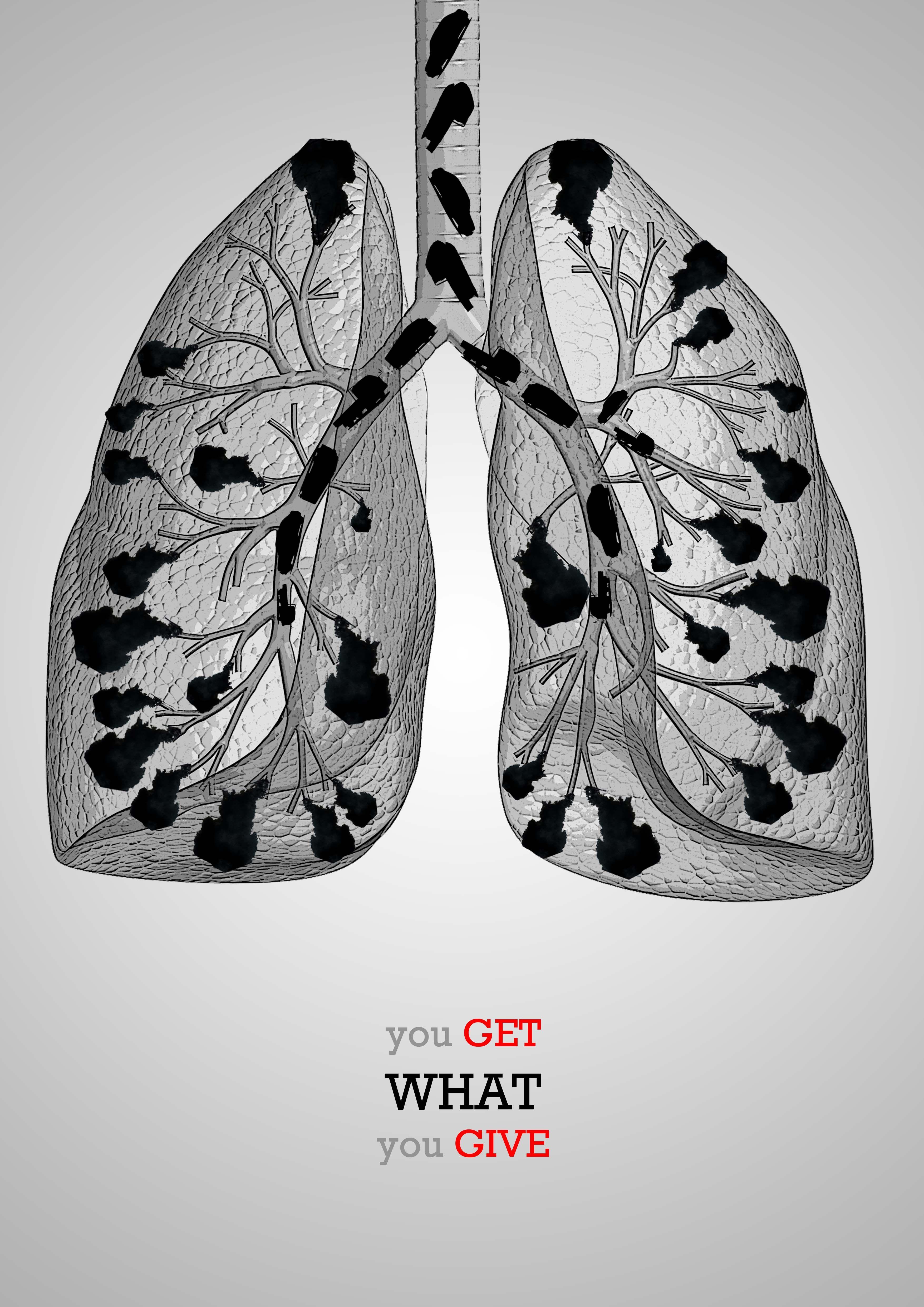 Air Pollution Skull : Motivational image air pollution by kaoru sho designs