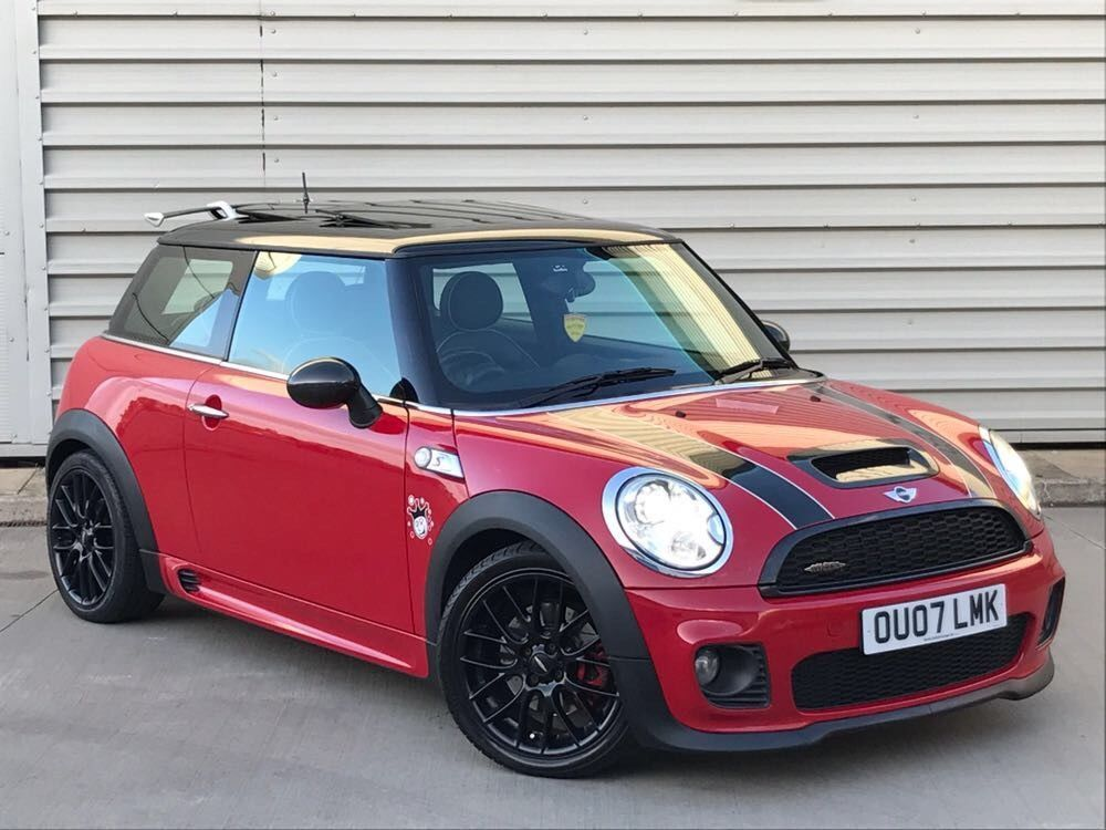 Ebay 2007 07 Mini Cooper S Jcw John Cooper Works Factory Genuine