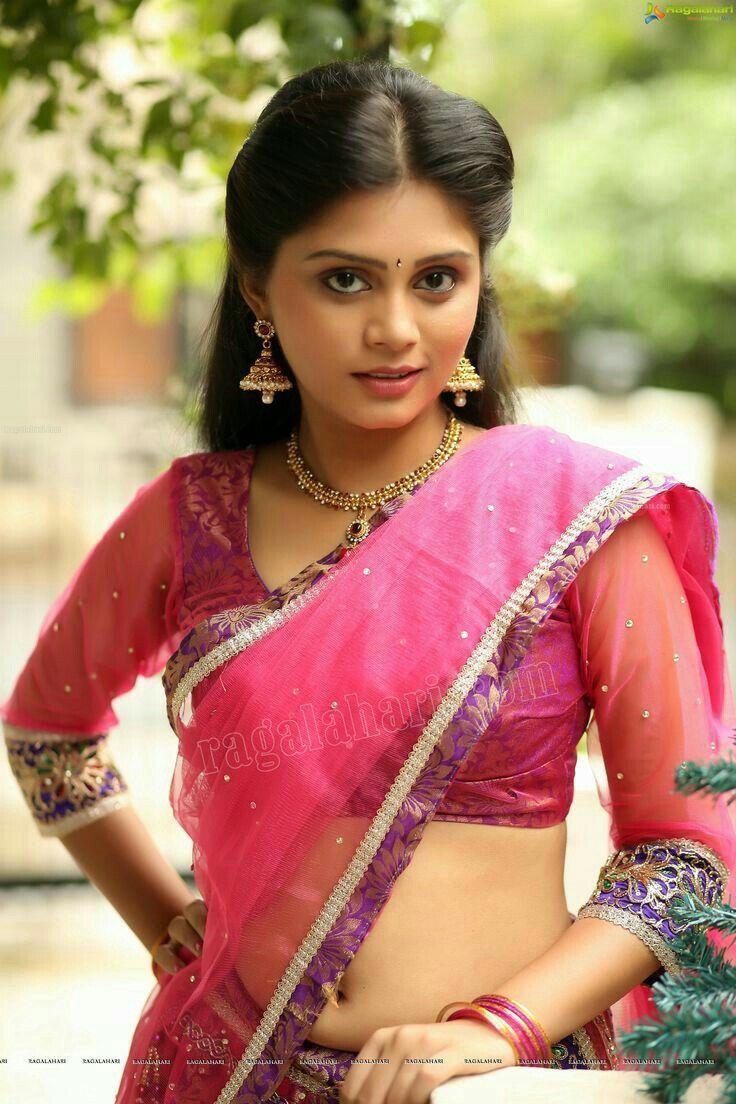 Half saree blouse design pin by ajay kumar uttam on actresses  pinterest  saree indian and