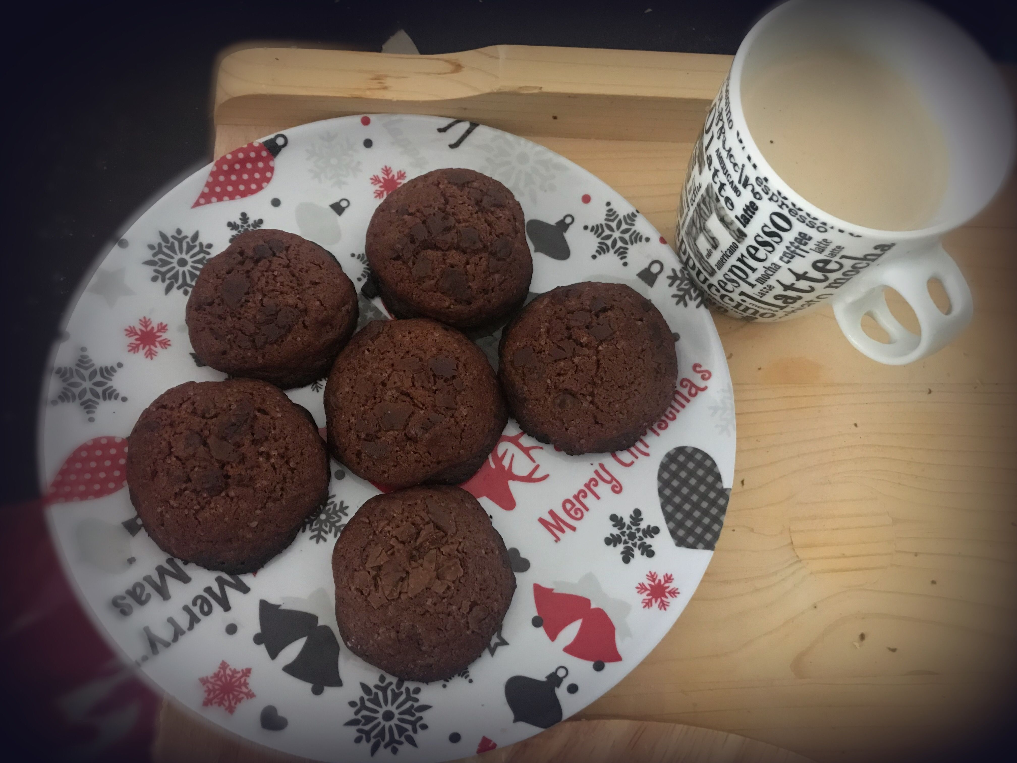 Chocolate cookies with images chocolate cookies food