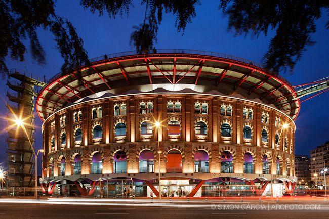 Centro Comercial Las Arenas Barcelona Las Arenas Barcelona Plaza De Toros Barcelona