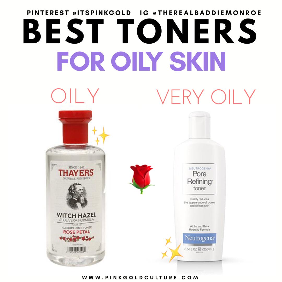 toner for acne prone skin