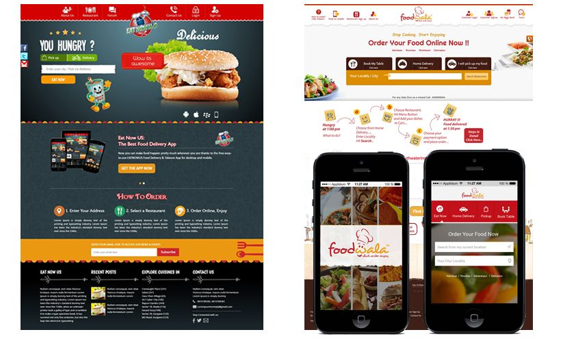 Food App Solutions Food Apps Company Food App Now Foods Food Delivery