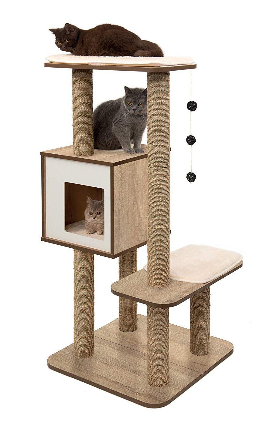Pin On Habitat Para Gatos