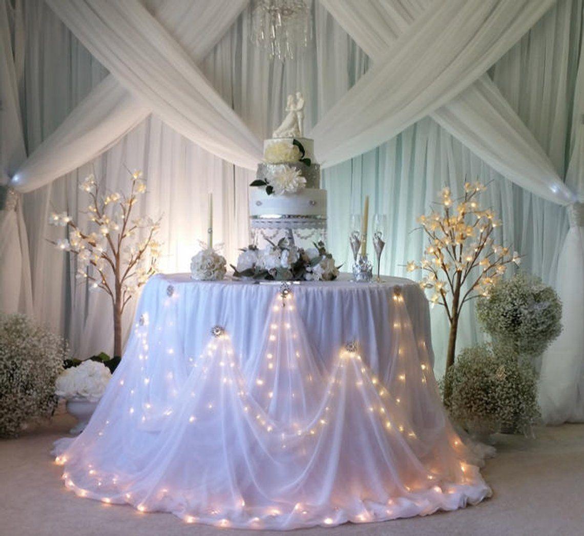 Cinderella Tablecloth Cinderella Table Skirt Cinderella Etsy Table Skirt Cake Table Decorations Wedding Cake Table