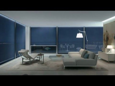 TOPBOX - recessed roller blinds
