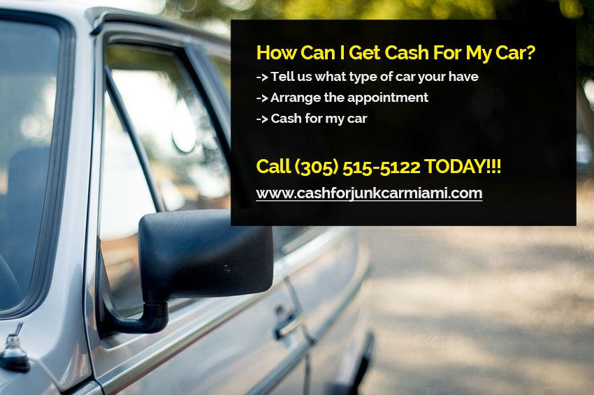 How Can I Get Cash For My Car? -> Tell us what type of car your have ...