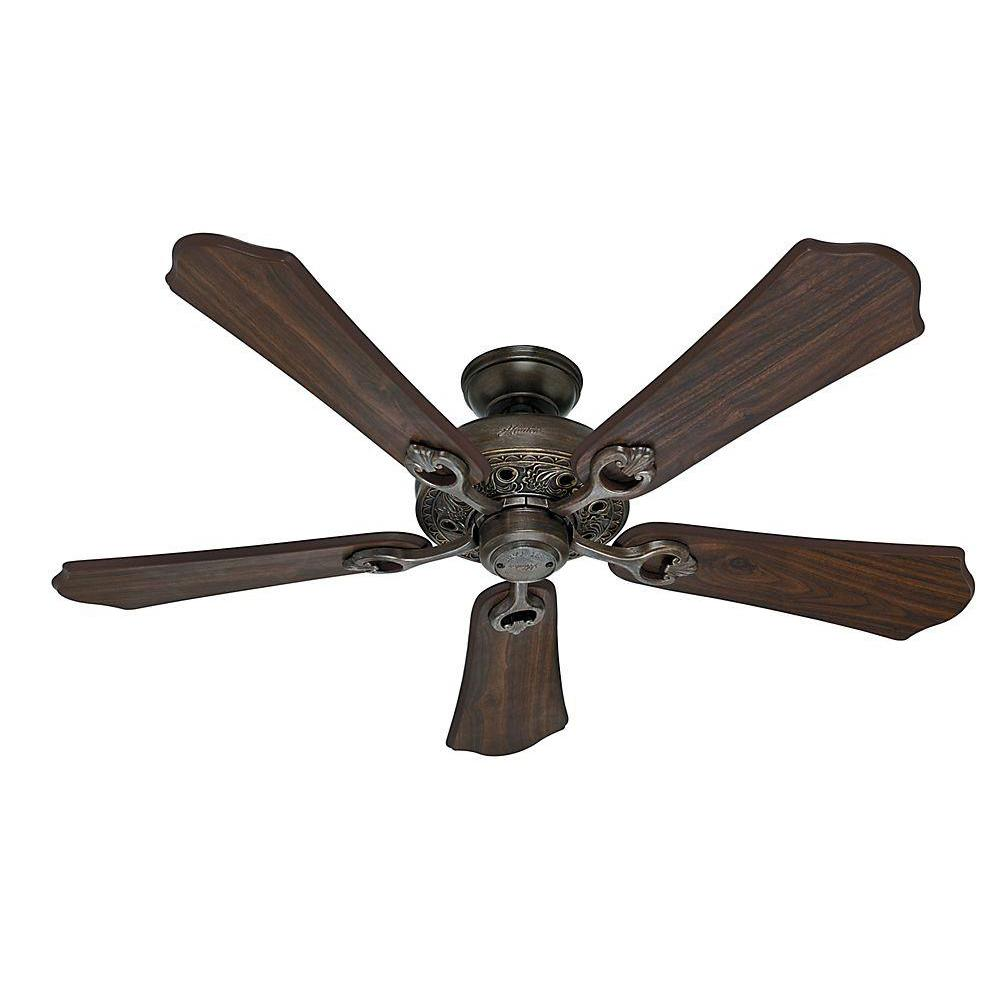 Swell Hunter Kingsbury 52 In Indoor Roman Bronze Ceiling Fan Download Free Architecture Designs Photstoregrimeyleaguecom