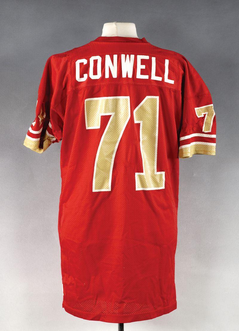 Philadelphia Stars Joe Conwell's jersey Jersey, Sports
