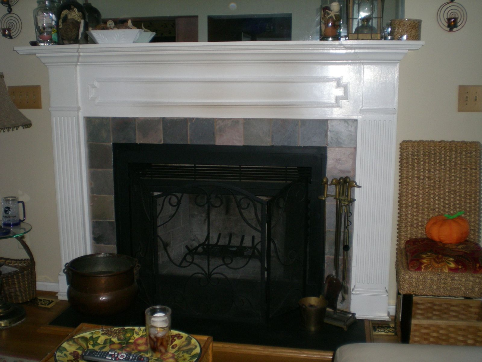 mantel and modern pre trends picture mantels wood surrounds kits built fireplace