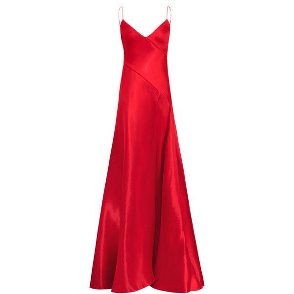 Ralph Lauren Adelle Fit And Flare Gown ($4,490) ❤ liked on Polyvore ...