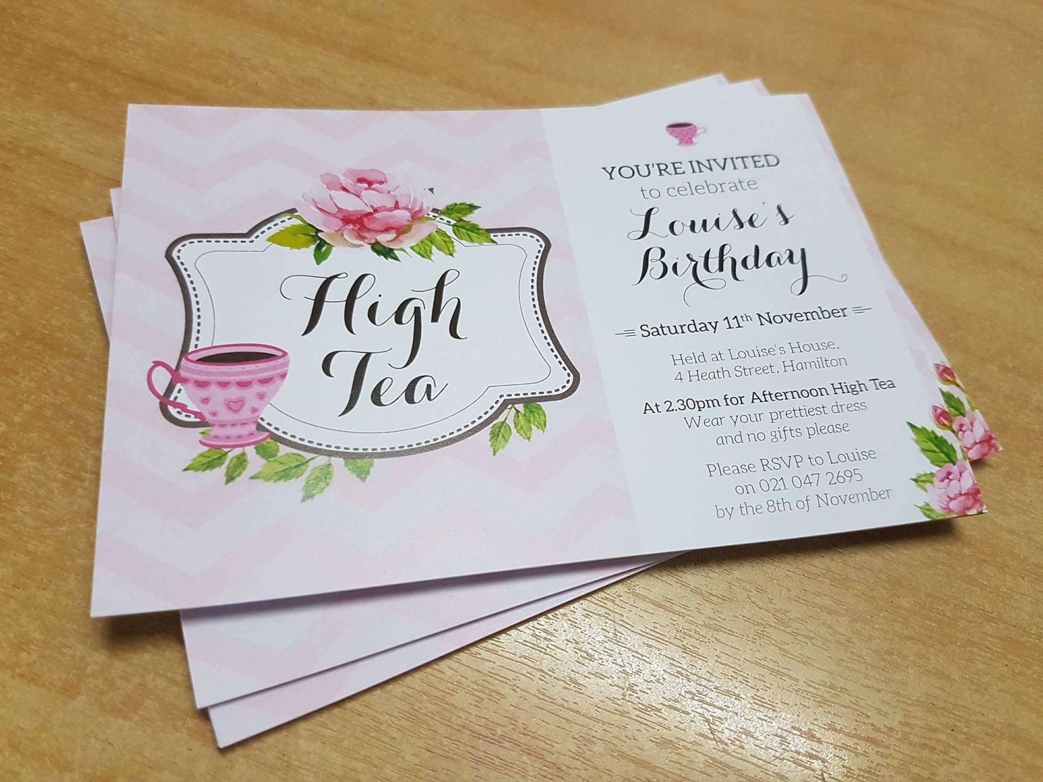 Invitation Design Graphic Design Designed by Imagine