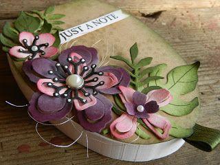 Stamp-ing: Botanicals for You