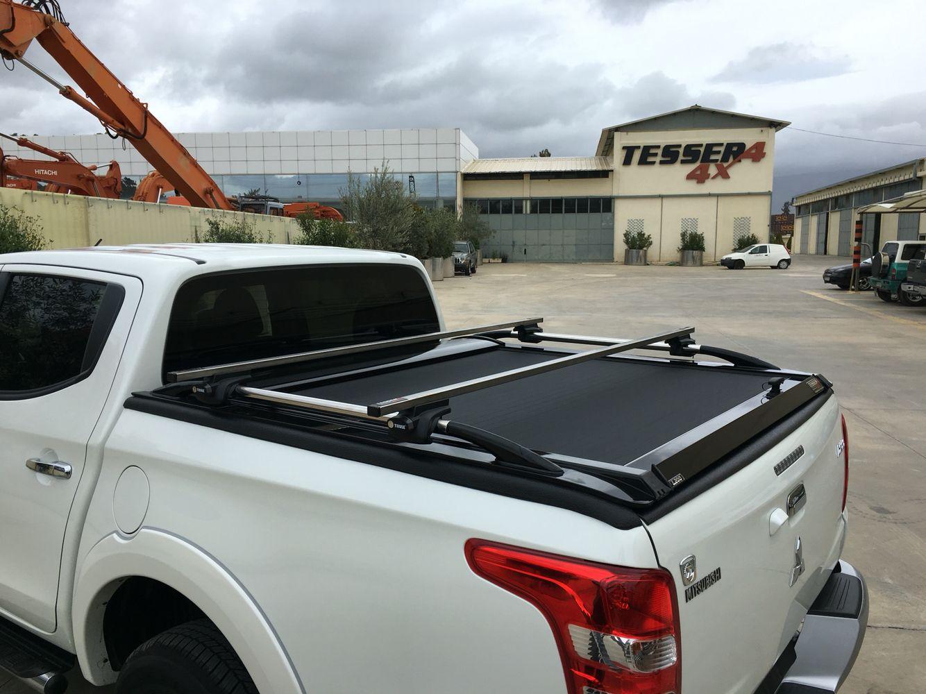 Mitsubishi L200 Triton 4x4 Accessories By Tessera4x4 Triton 4x4 Pickup Accessories Truck Bed Accessories