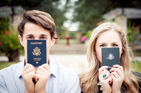 Passports - Coral Gables Engagement session from Cristobal Ceron Photography