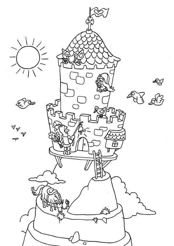 Pin de Rosa M R A en Proyecto castillos medievales infantil ...