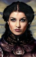 Baldur S Gate Female Portrait By Enkida Portrait Baldur S Gate