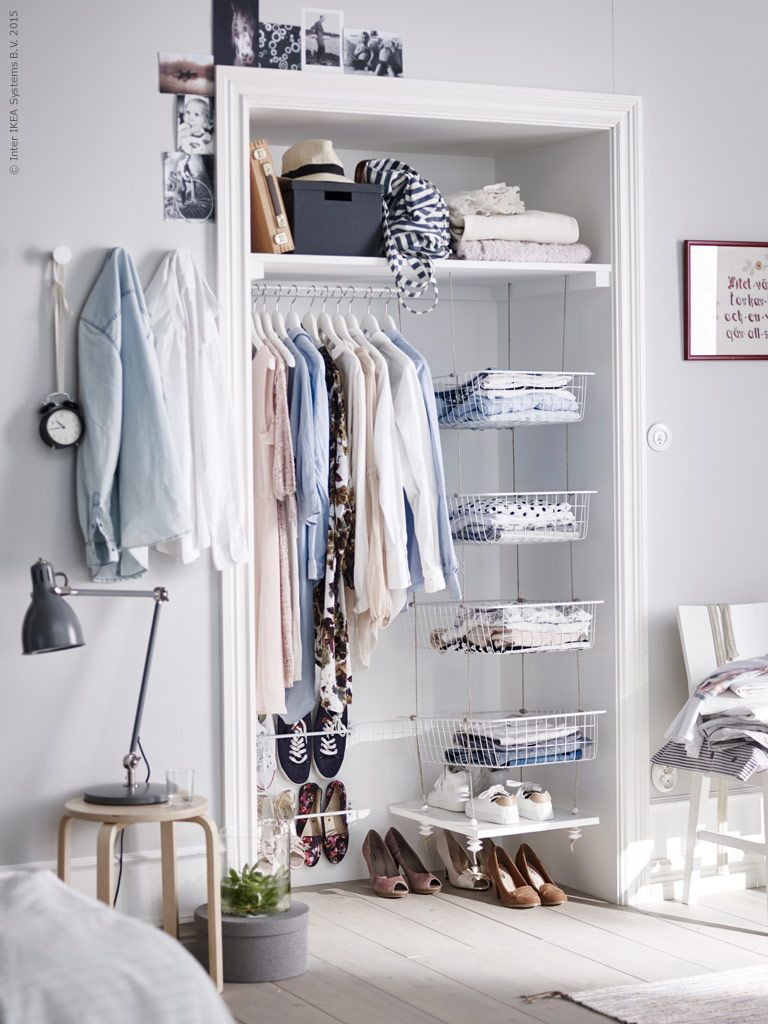 Closet, wardrobes and ikea on pinterest