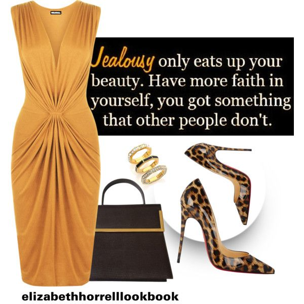 LIZ by elizabethhorrell on Polyvore featuring WearAll, Christian Louboutin, Salvatore Ferragamo, Marc by Marc Jacobs, women's clothing, women's fashion, women, female, woman and misses