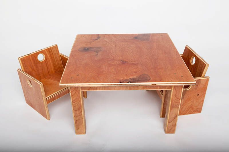 Unique Wooden Table And Chairs For Toddler for Home Design ...