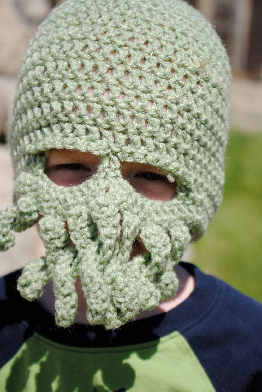 Davy Jones Beanie crochet pattern! | Craft ideas | Pinterest | Häkeln