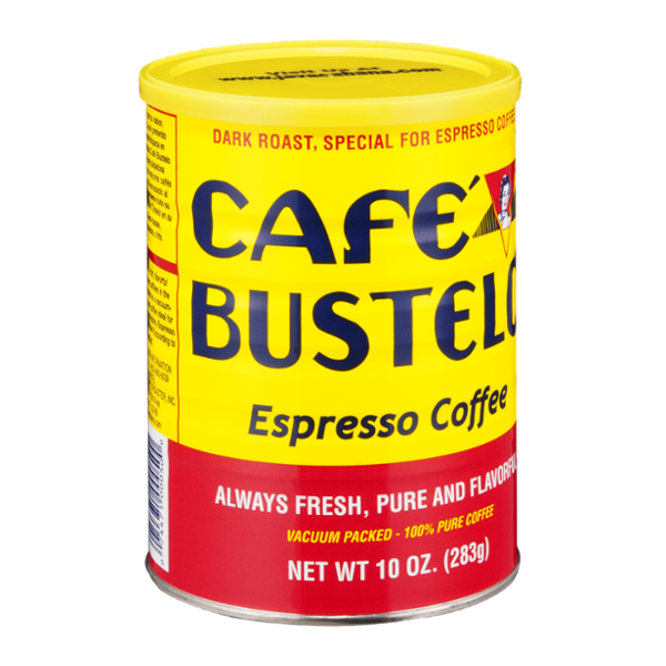 Cafe Bustelo Coffee Review Espresso Cafe Bustelo Coffee