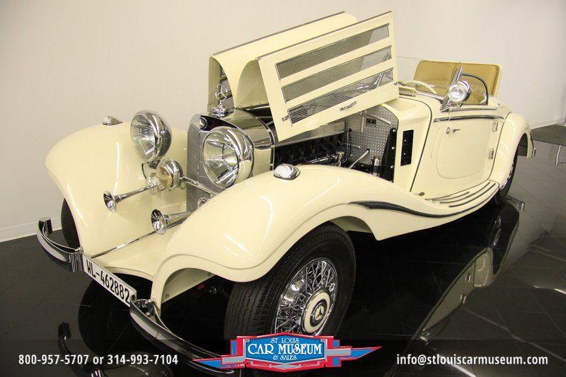 1935 MercedesBenz 500K Special Roadster