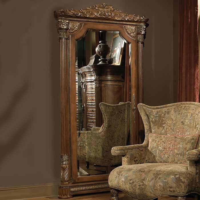 The Renaissance Floor Mirror ~ | Designer Collection | Birch Solids ...