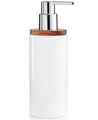 Bathroom Accessories Hotel Collection hotel collection century soap and lotion dispenser | home