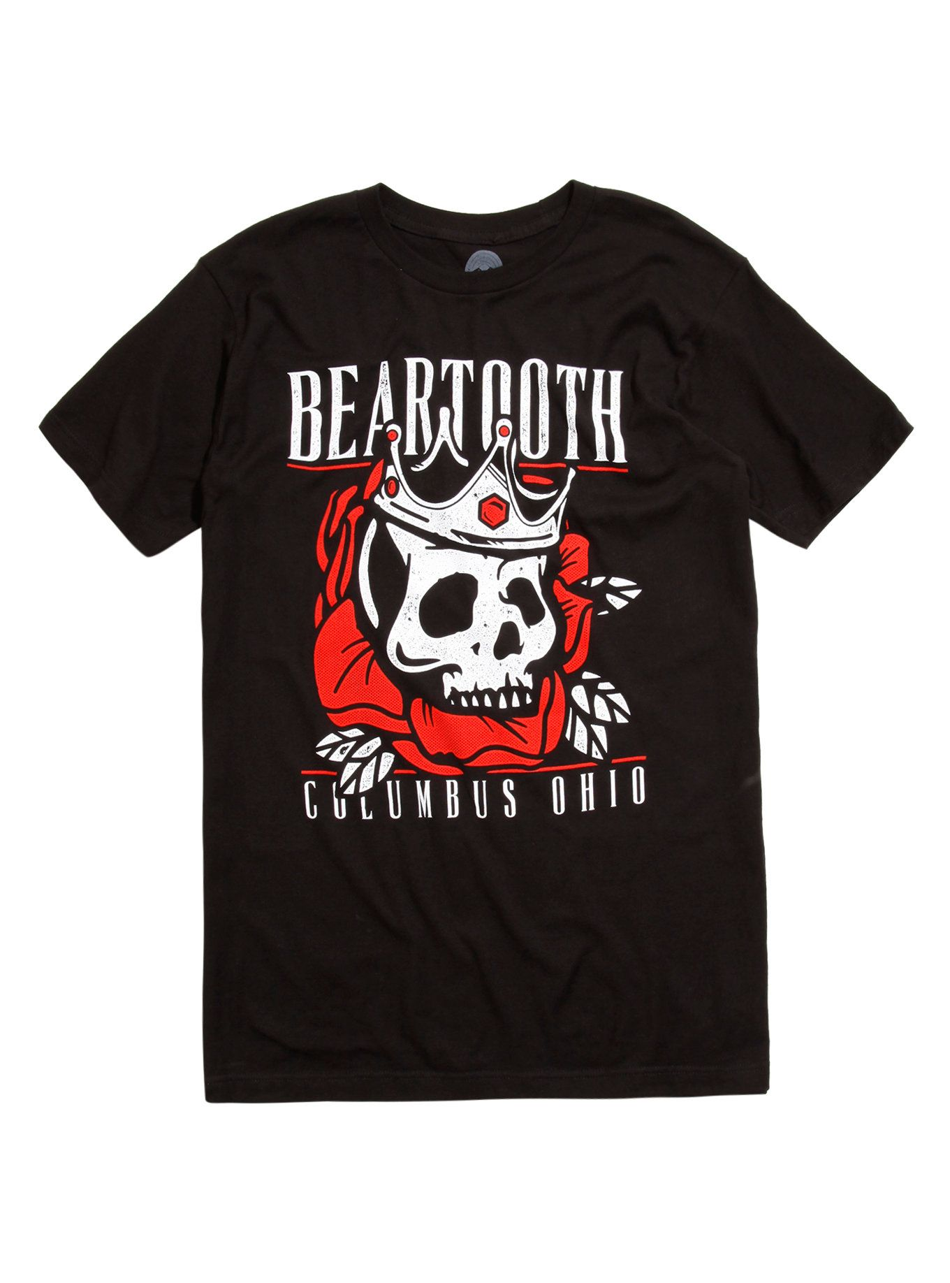 Beartooth Toddler T-Shirt 100/% Cotton Band Graphic Fashion Tops