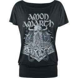Amon Amarth Ship T-Shirt #graphicprints