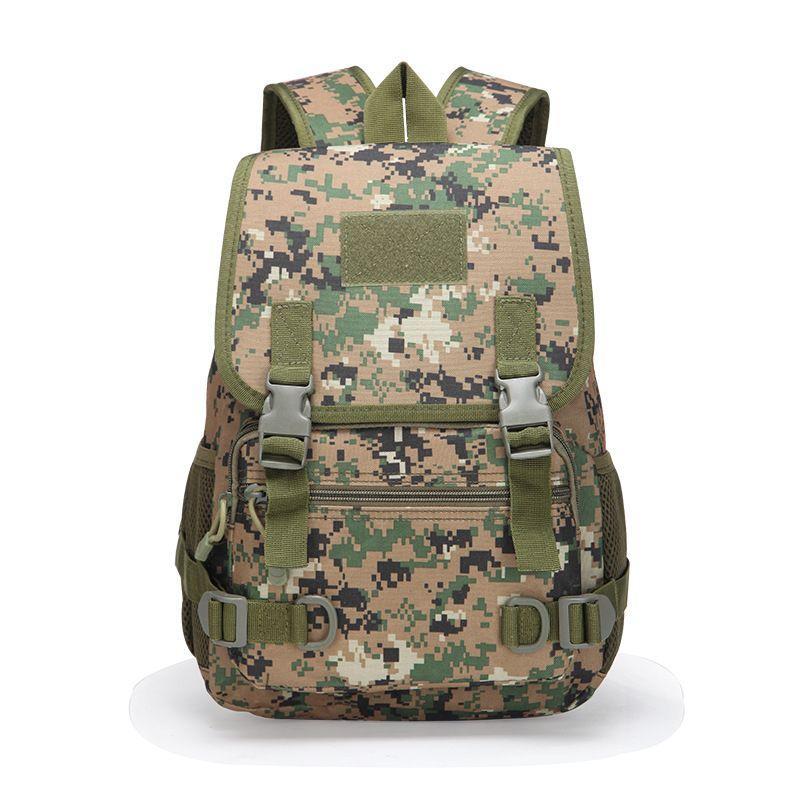 af2426d8eef0 25L Camo Tactical Backpack Military Army Mochila Waterproof Hiking ...