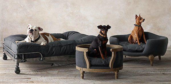 hardware dog bed restoration