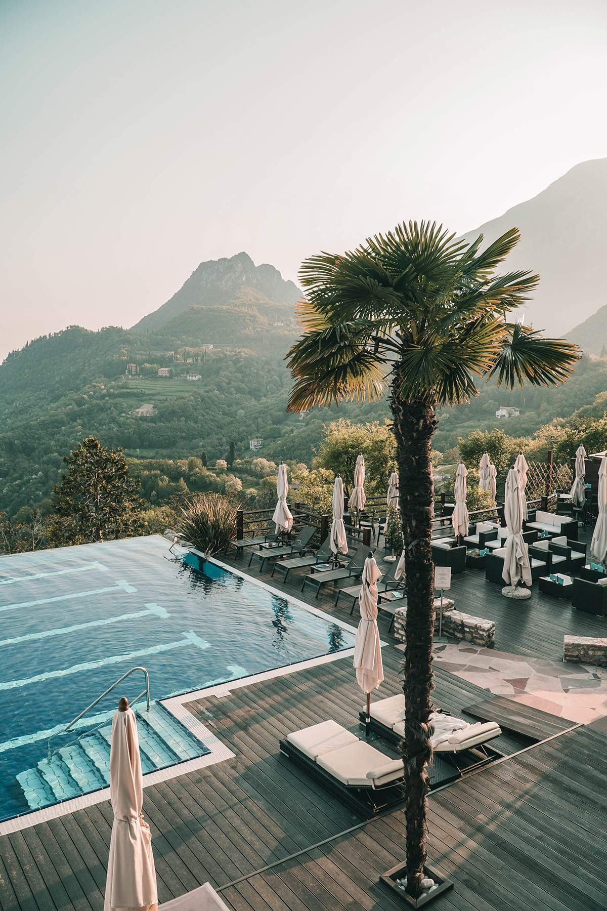 This is how peace feels – visiting the most beautiful hotel on Lake Garda