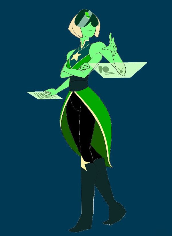 Details about  /Steven Universe Peridot Cosplay Costume