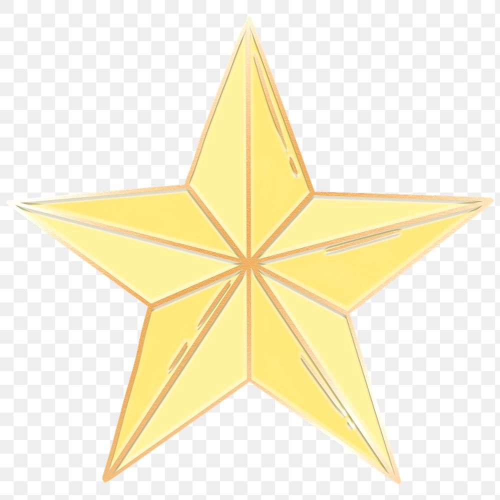 Gold Star Icon Design Element Free Image By Rawpixel Com Manotang Icon Design Design Element Gold Stars