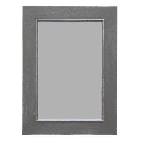Cadre bois Pandora, 20 x 30 cm, gris foncé | Séjour | Pinterest