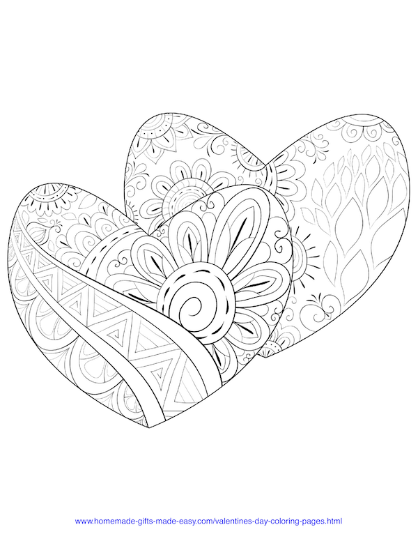 50 Free Printable Valentine S Day Coloring Pages Valentines Day Coloring Page Valentines Day Coloring Valentines Day Drawing