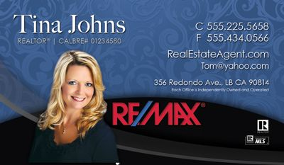 New Designs Remax Business Cards More Than 50 Business Card