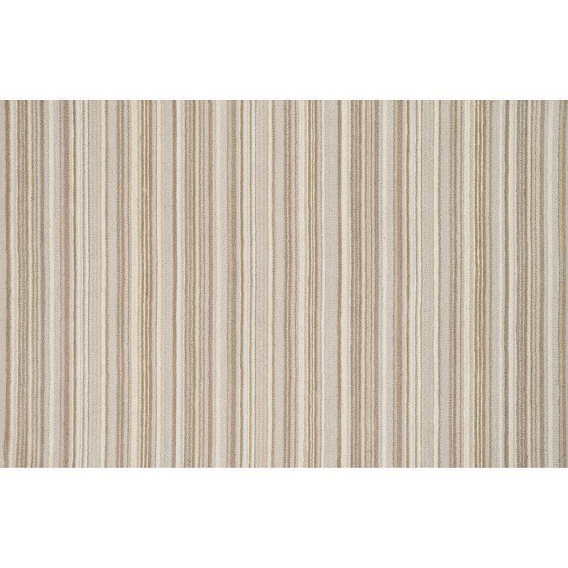 Loloi Rhodes Striped Wool Rug,