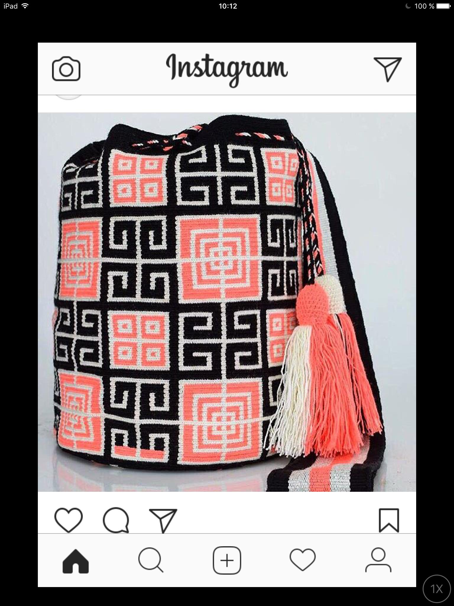 Pin von Maria Isabel auf Croche | Pinterest | Tapestry häkeln ...