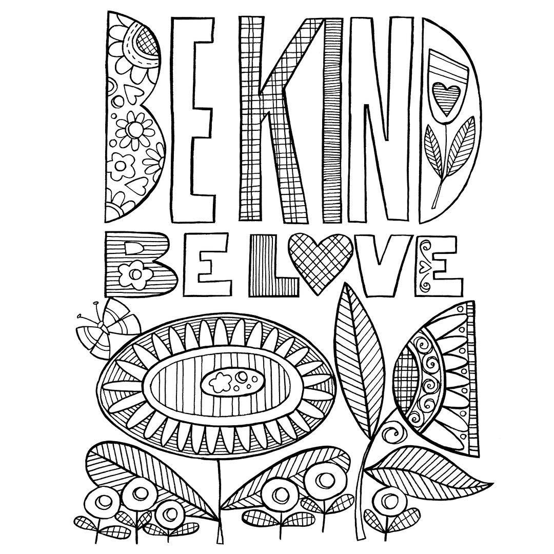 Find This Pin And More On Words Coloring Pages For Adults By Jade7479