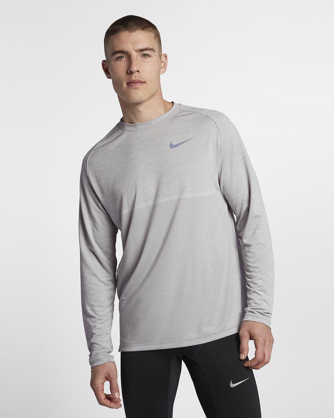 Nike Dri-FIT Medalist Men's Long Sleeve