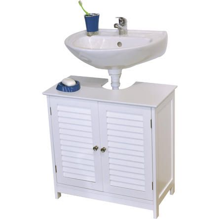 Evideco Evideco Non Pedestal Free Standing Bath Under Sink Vanity Cabinet Florence Wall Mounted Sink Only Under Sink Storage Vanity Cabinet Sink Storage
