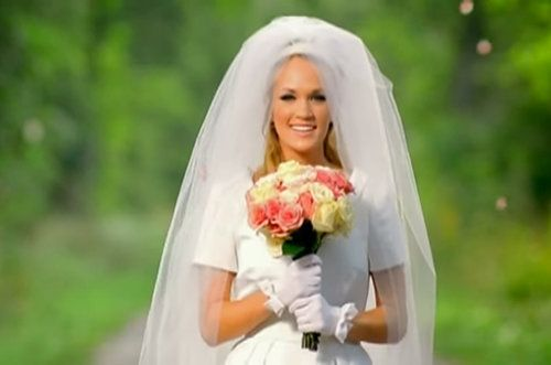 The 10 best music video weddings from beyonce to guns n roses just a dream carrie underwood junglespirit Choice Image